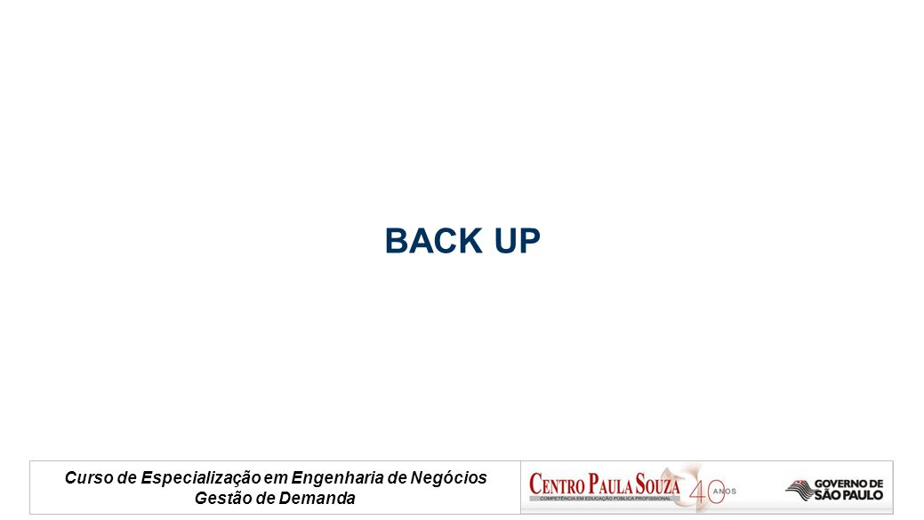 BACK UP 99