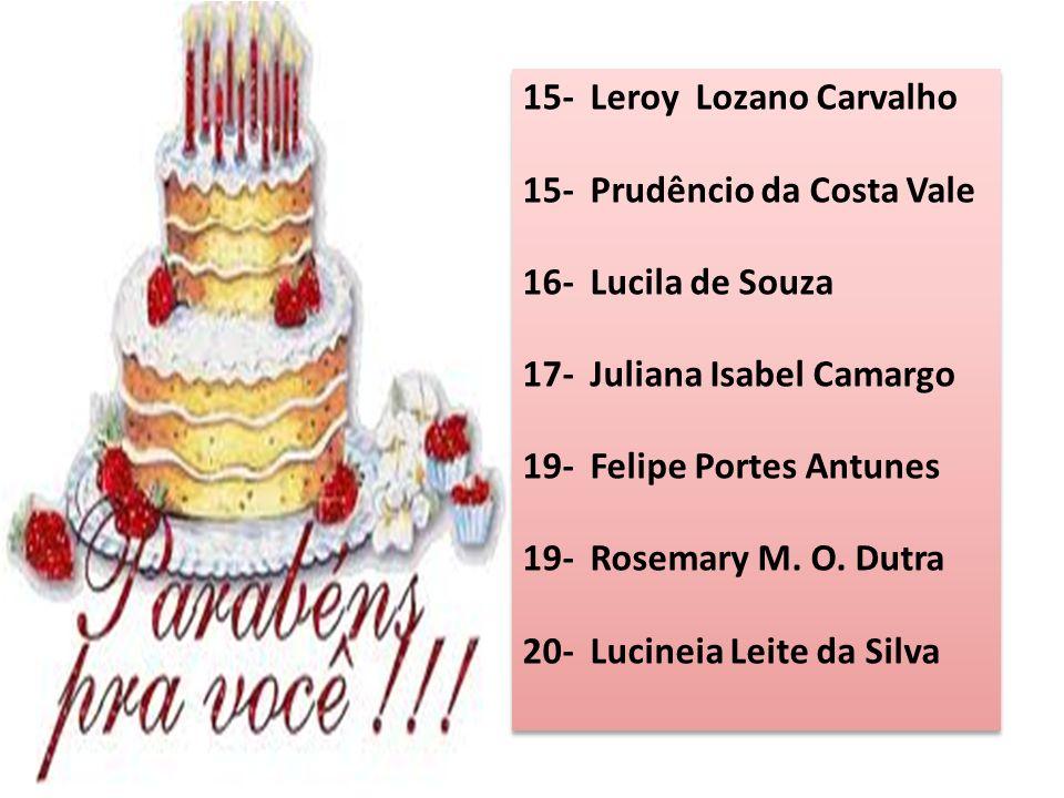 15- Leroy Lozano Carvalho