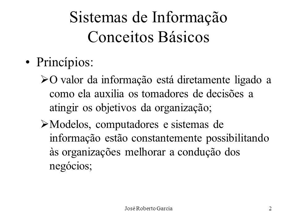 Sistemas de Informação Conceitos Básicos