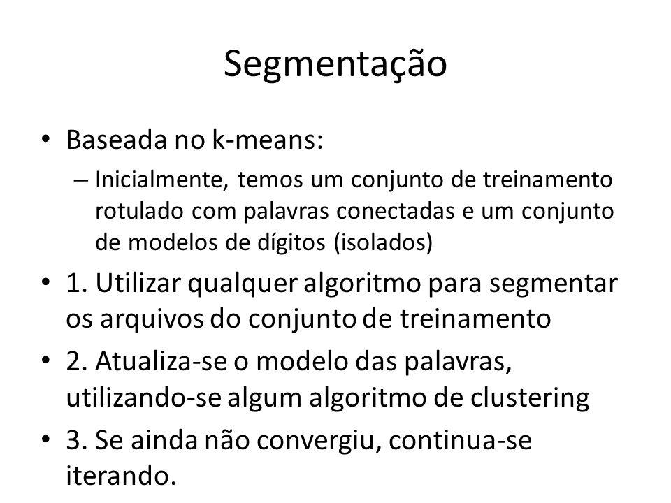 Segmentação Baseada no k-means: