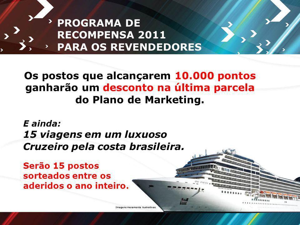 PROGRAMA DE RECOMPENSA 2011 PARA OS REVENDEDORES