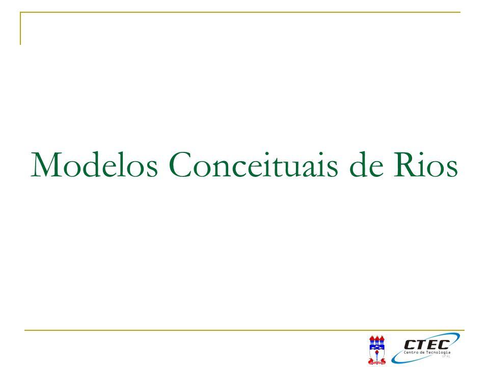 Modelos Conceituais de Rios