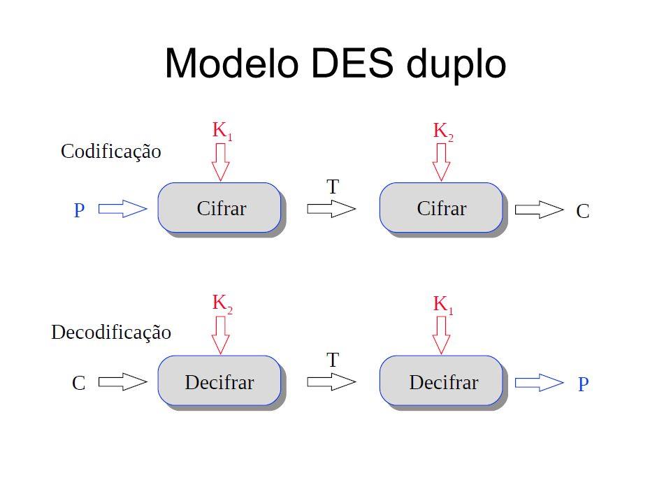 Modelo DES duplo