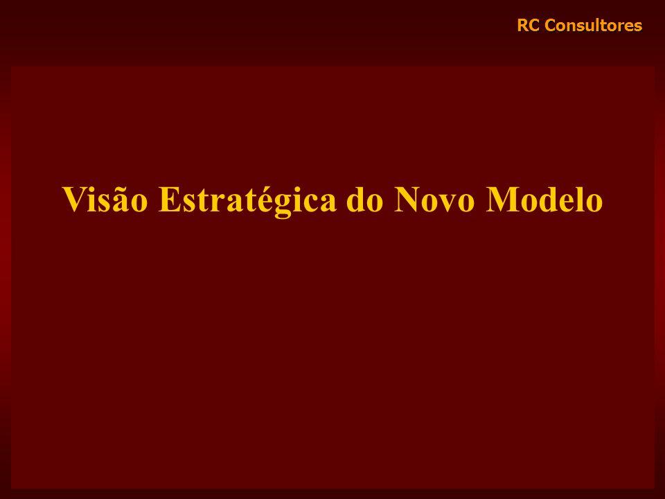 Visão Estratégica do Novo Modelo