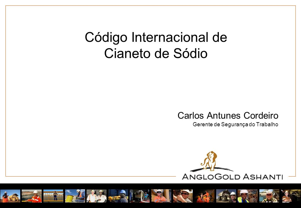 Código Internacional de