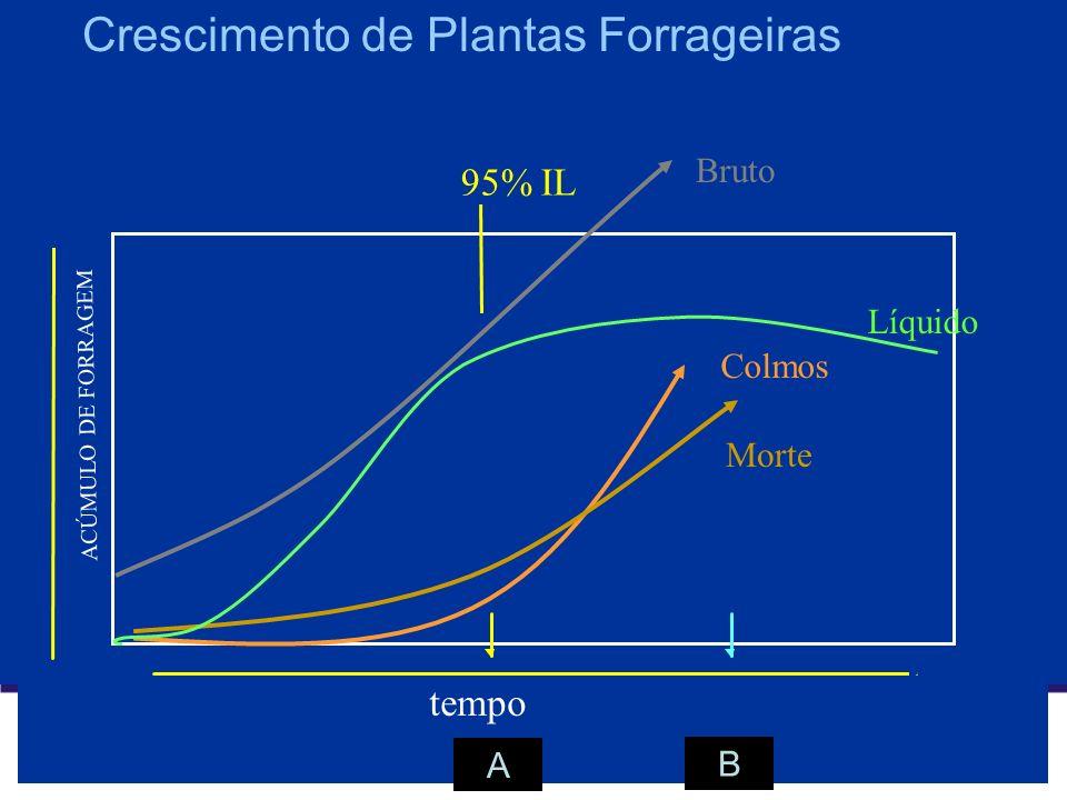 Crescimento de Plantas Forrageiras