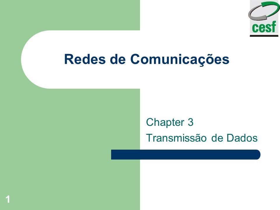 Chapter 3 Transmissão de Dados