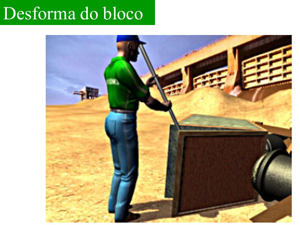 Desforma do bloco