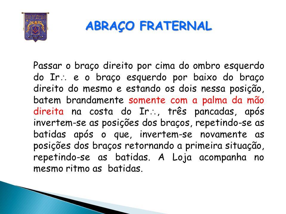 ABRAÇO FRATERNAL