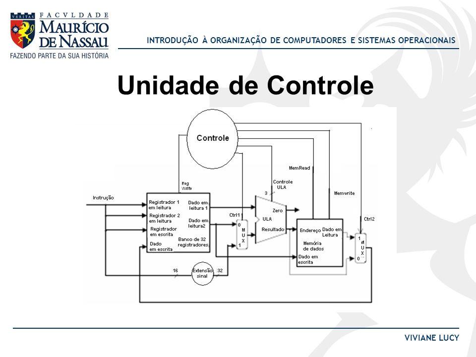 Unidade de Controle