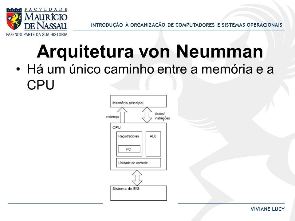 Arquitetura von Neumman