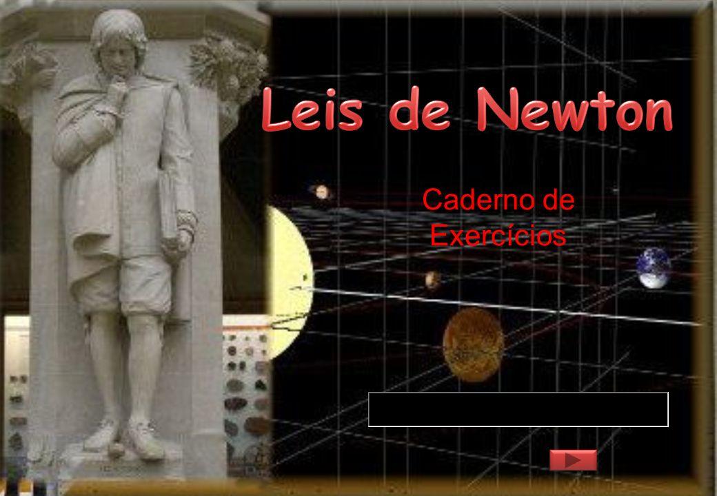 Leis de Newton Caderno de Exercícios