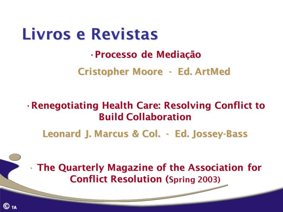 Livros e Revistas Processo de Mediação Cristopher Moore - Ed. ArtMed