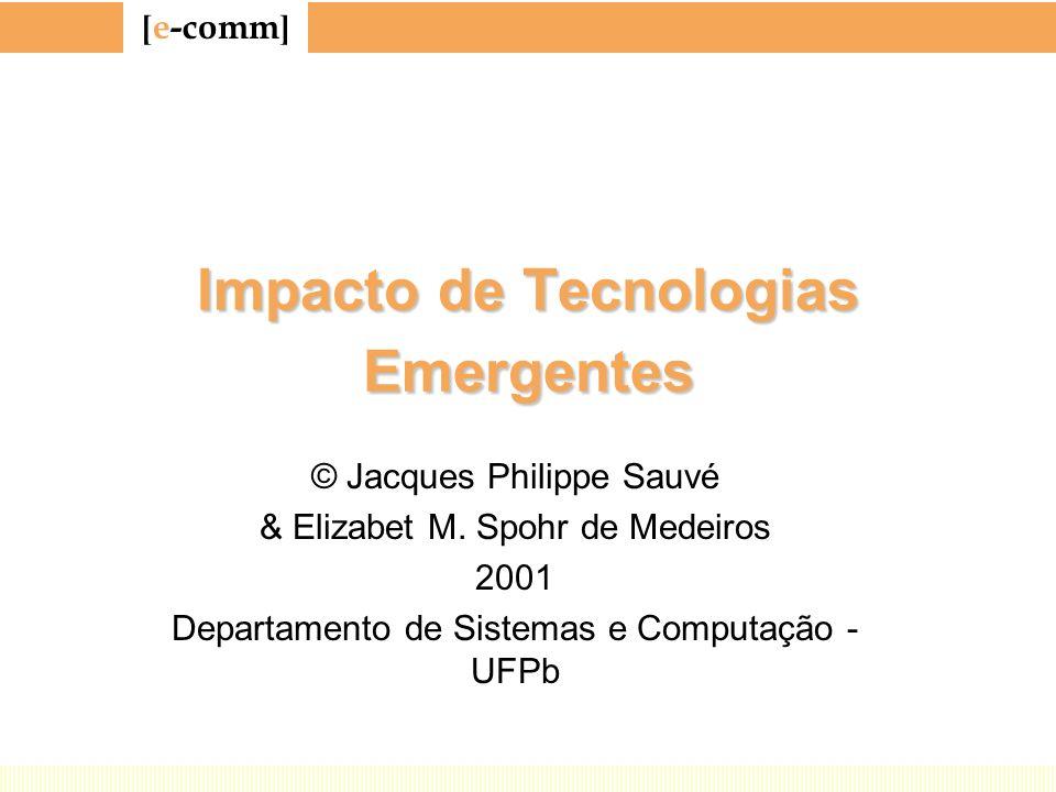 Impacto de Tecnologias Emergentes