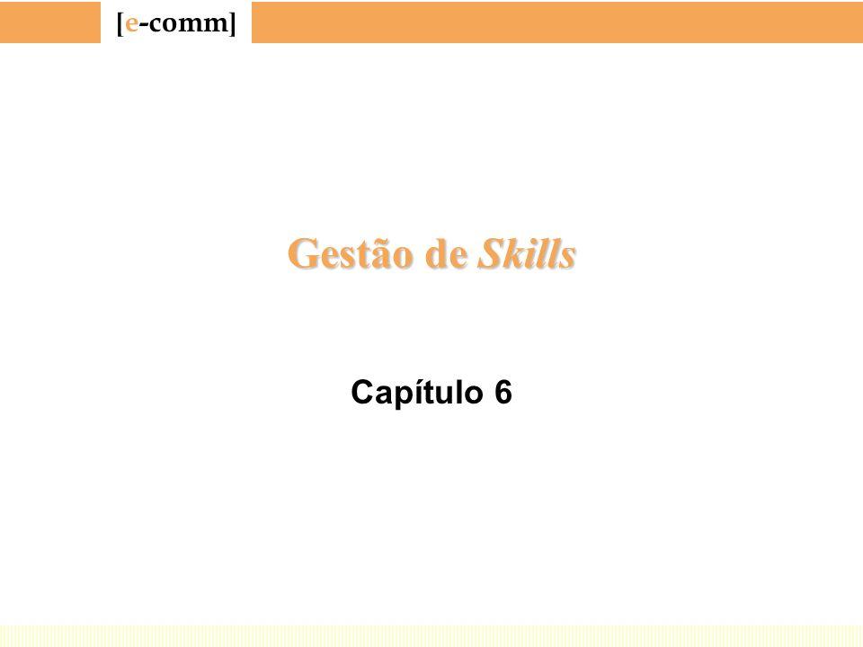 Gestão de Skills Capítulo 6