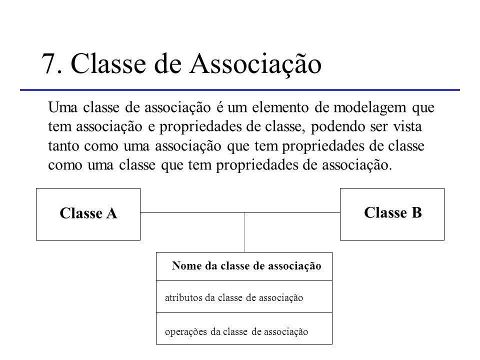 Nome da classe de associação