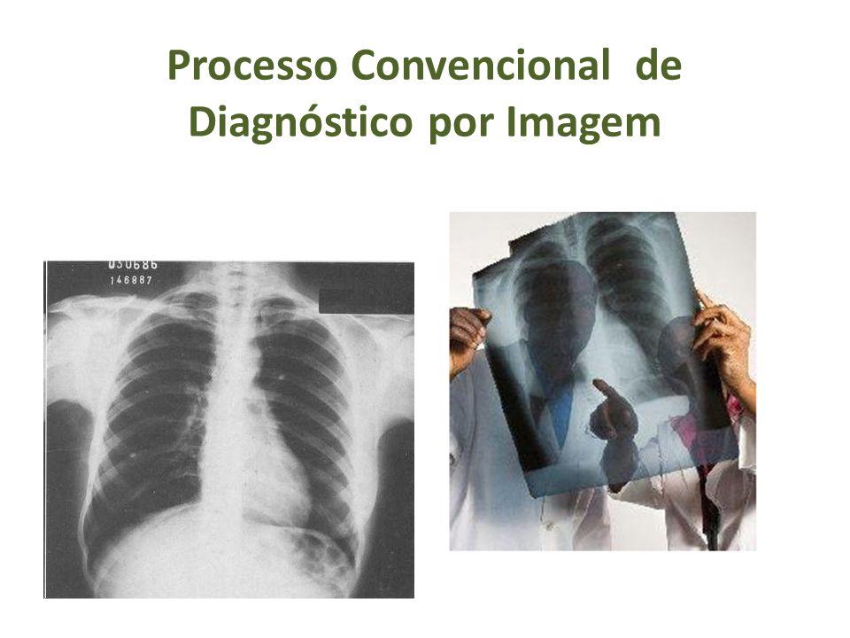 Processo Convencional de Diagnóstico por Imagem