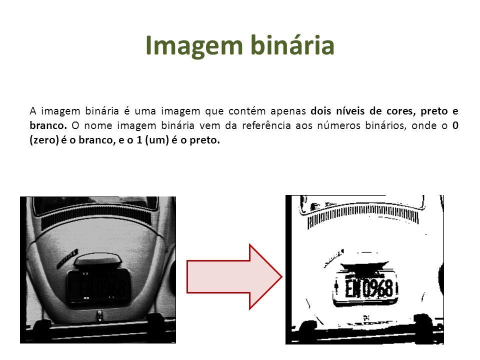 Imagem binária