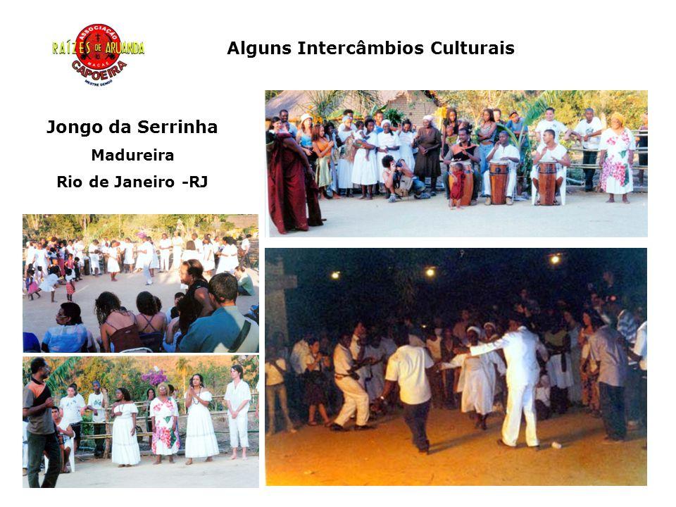 Alguns Intercâmbios Culturais