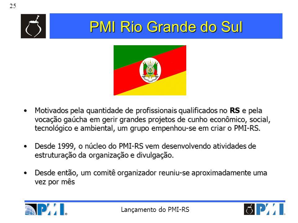PMI Rio Grande do Sul