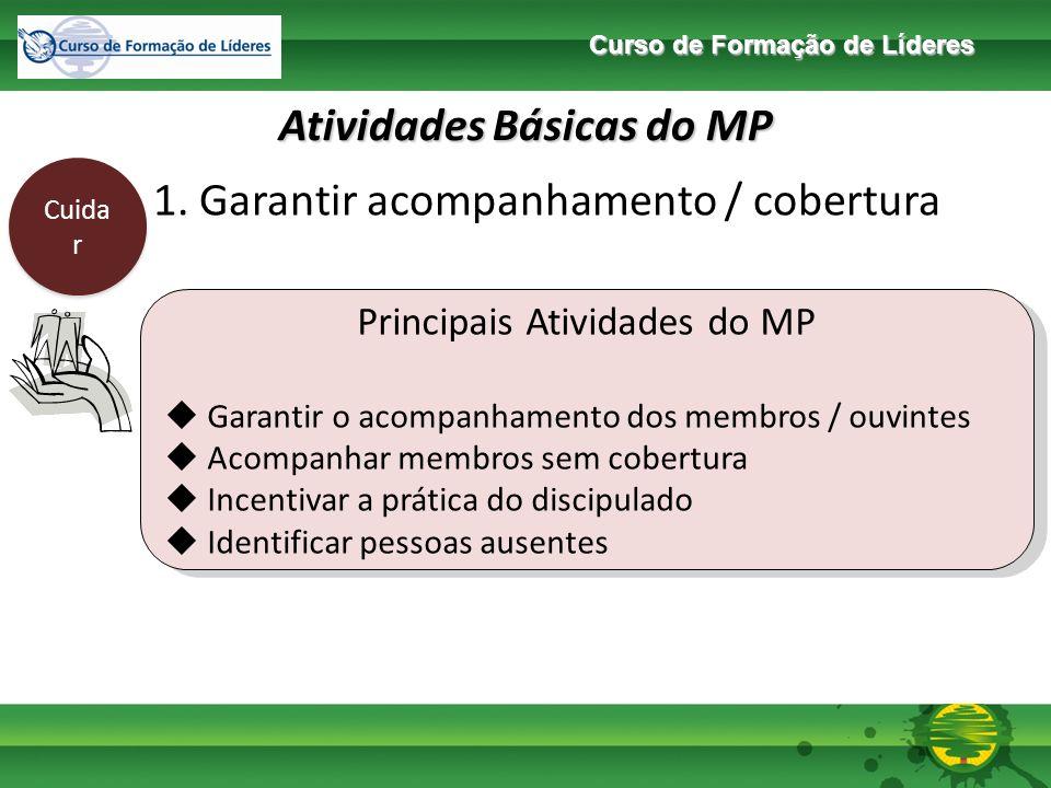 Atividades Básicas do MP