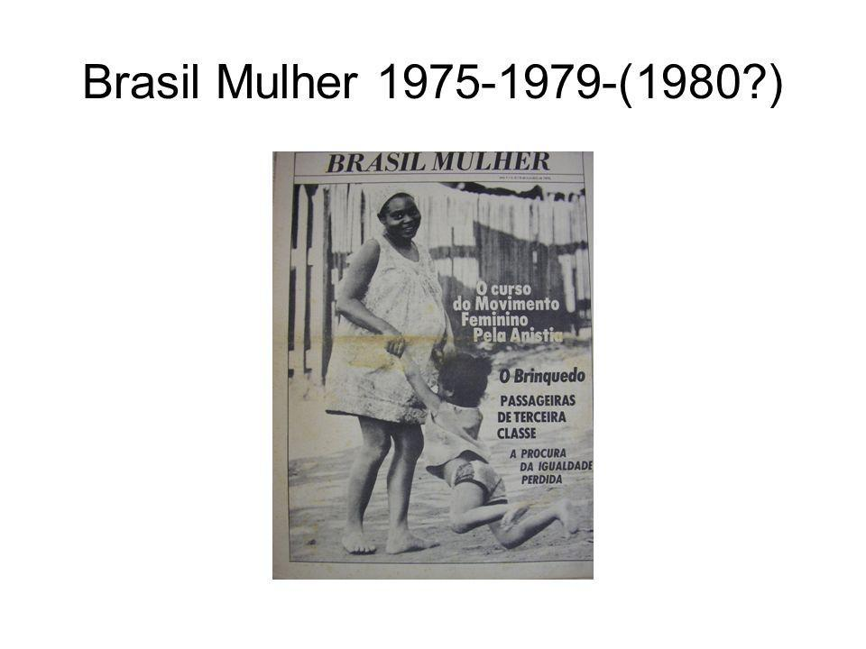 Brasil Mulher 1975-1979-(1980 )