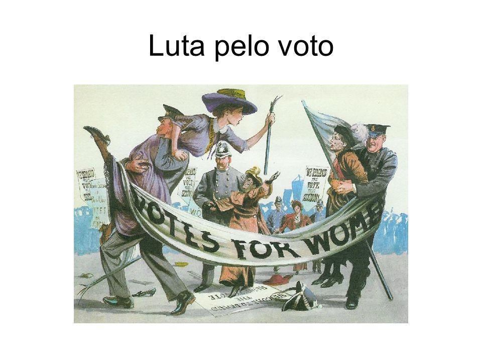 Luta pelo voto