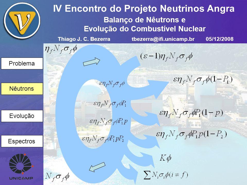 IV Encontro do Projeto Neutrinos Angra
