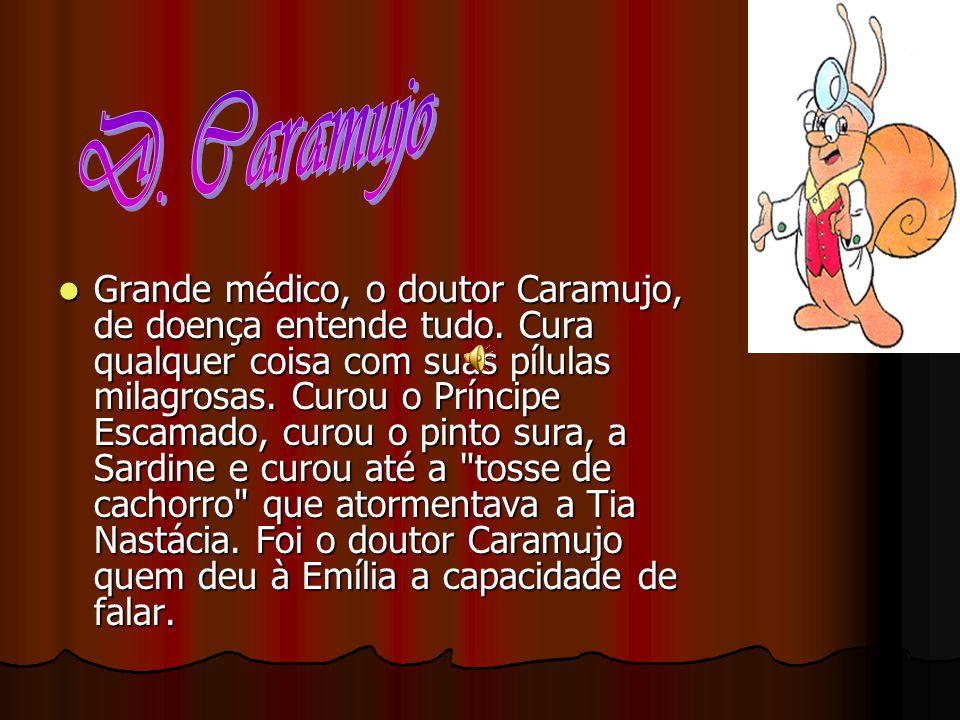 D. Caramujo