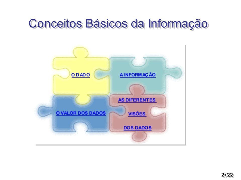 Conceitos Básicos da Informação