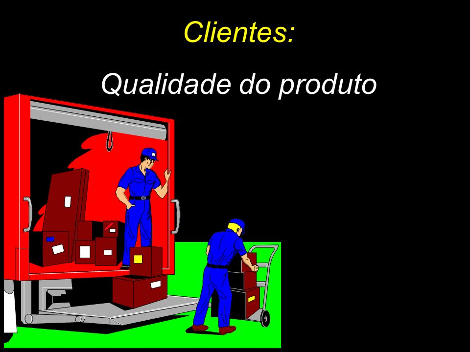 Clientes: Qualidade do produto 14