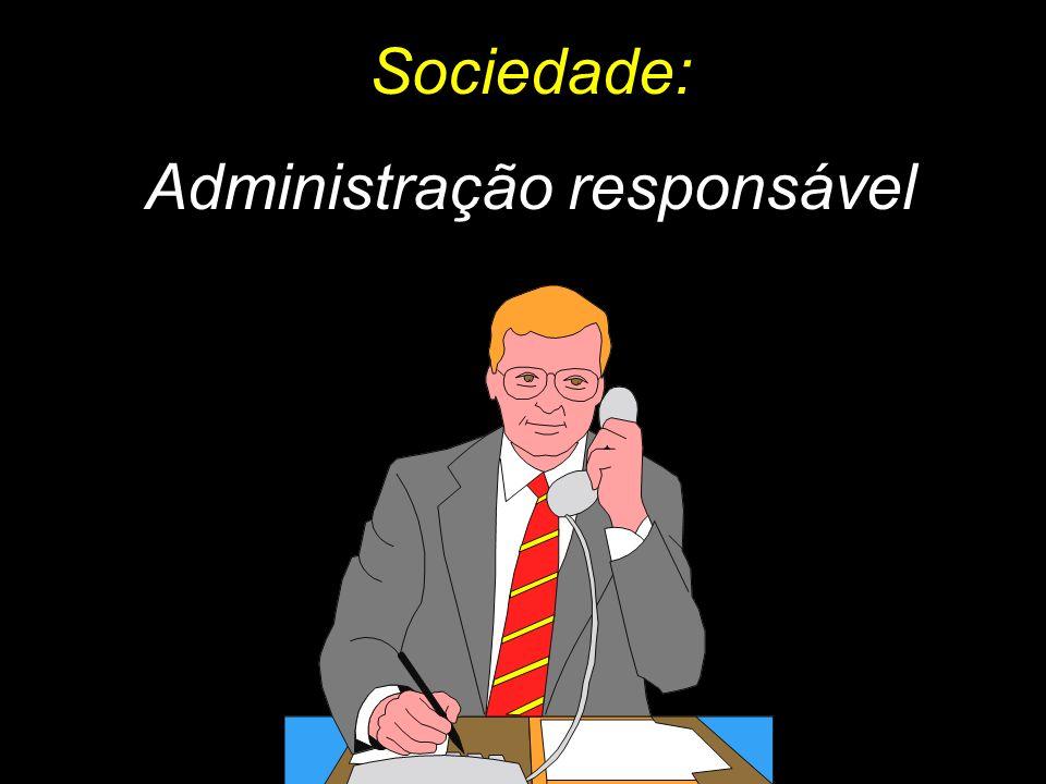 Administração responsável