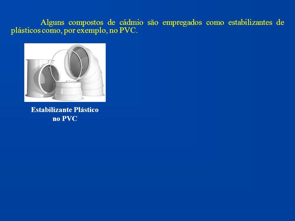 Estabilizante Plástico no PVC