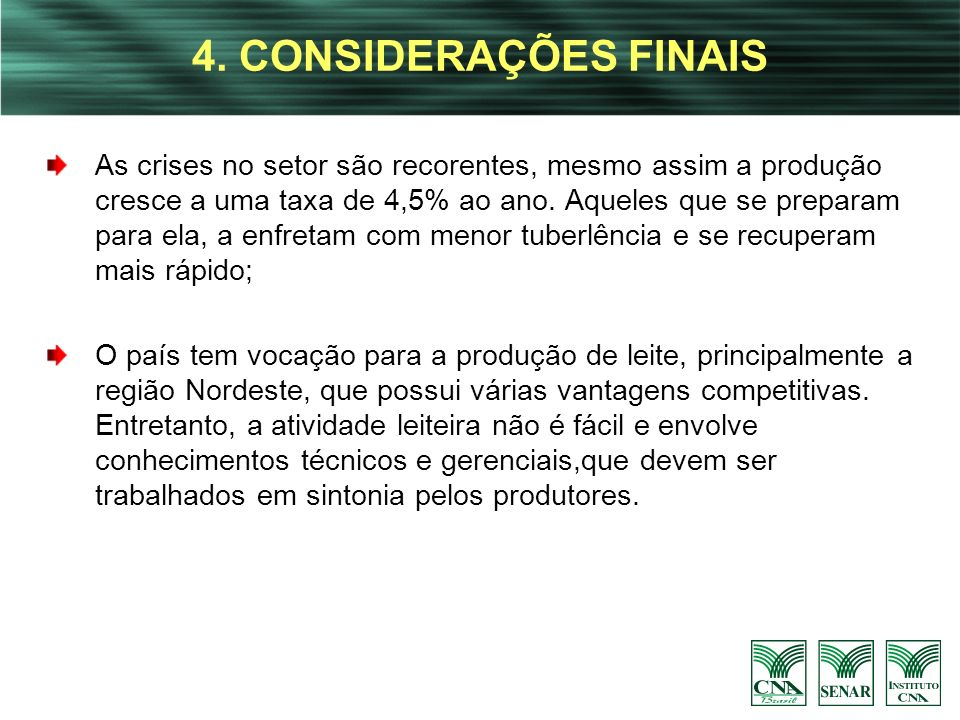 4. CONSIDERAÇÕES FINAIS
