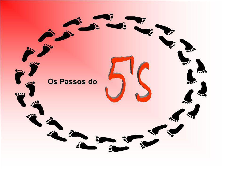 5 s Os Passos do