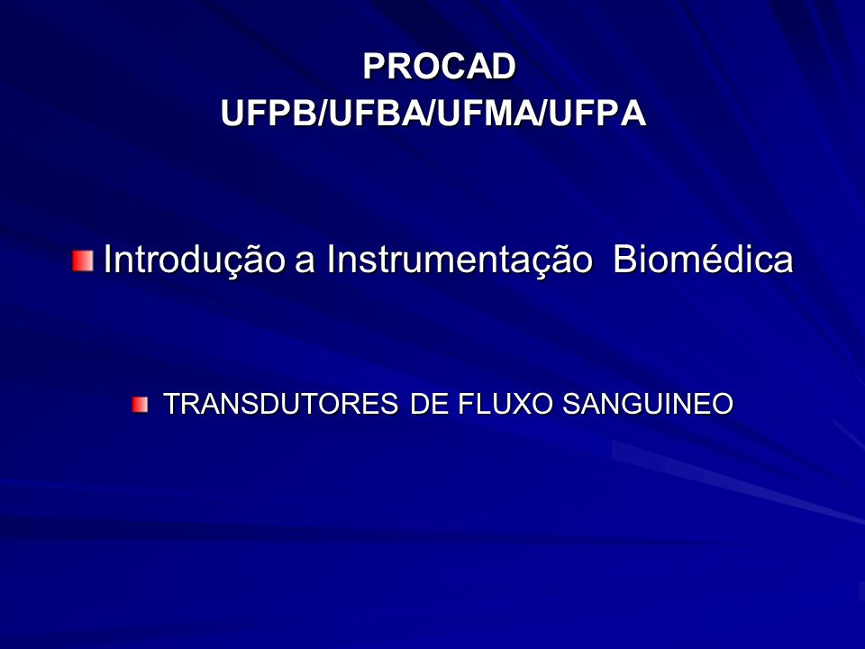 PROCAD UFPB/UFBA/UFMA/UFPA