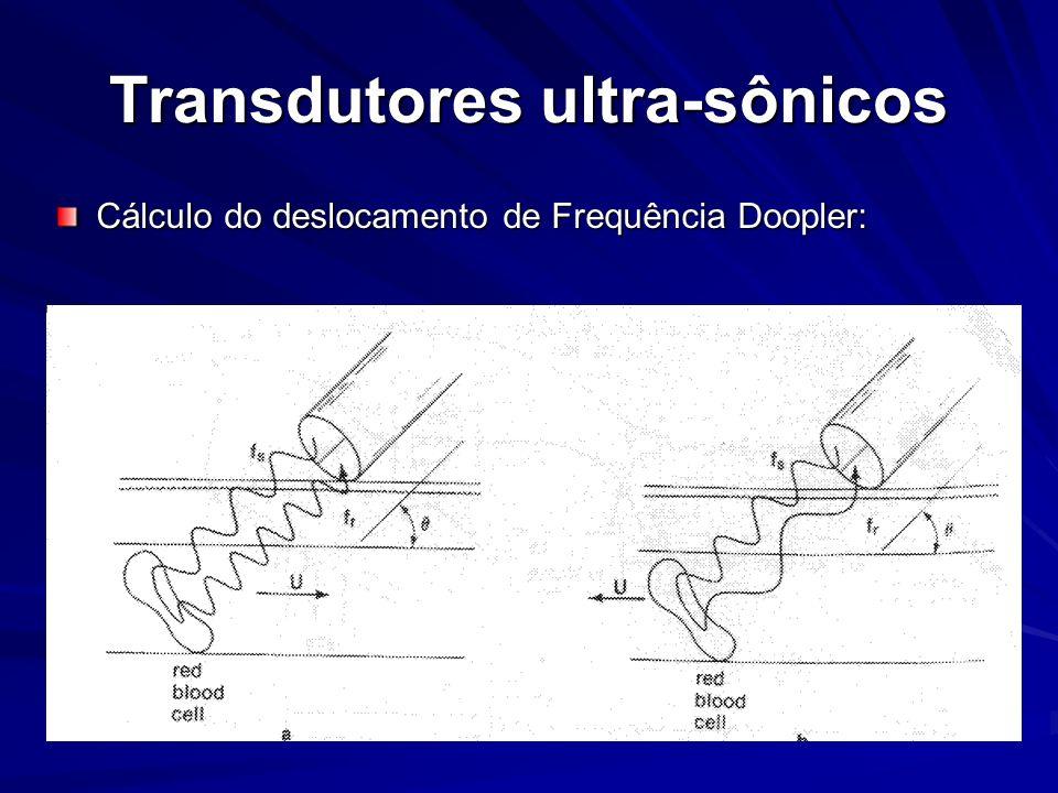 Transdutores ultra-sônicos