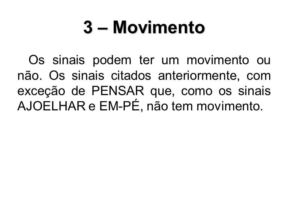 3 – Movimento