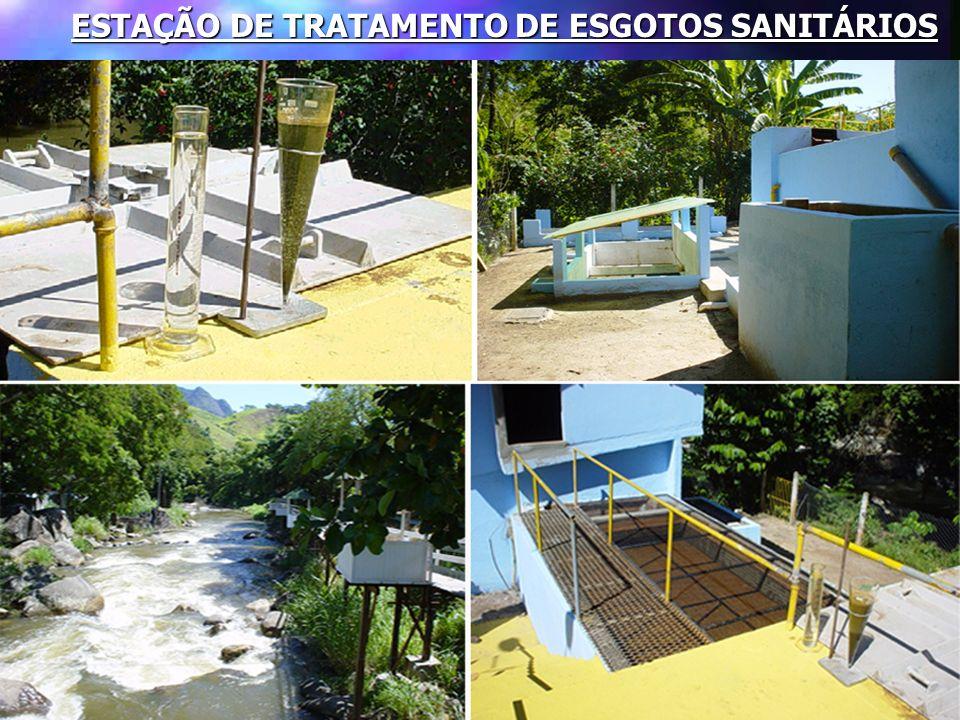 ESTAÇÃO DE TRATAMENTO DE ESGOTOS SANITÁRIOS