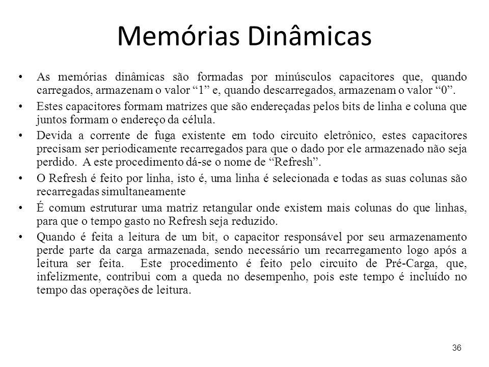 Memórias Dinâmicas