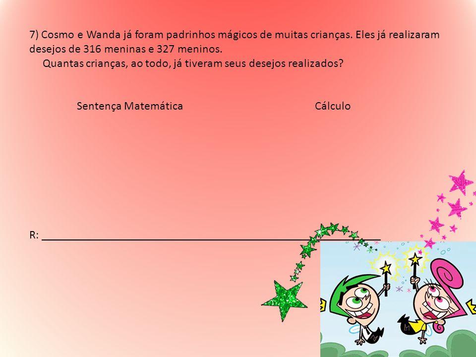 7) Cosmo e Wanda já foram padrinhos mágicos de muitas crianças