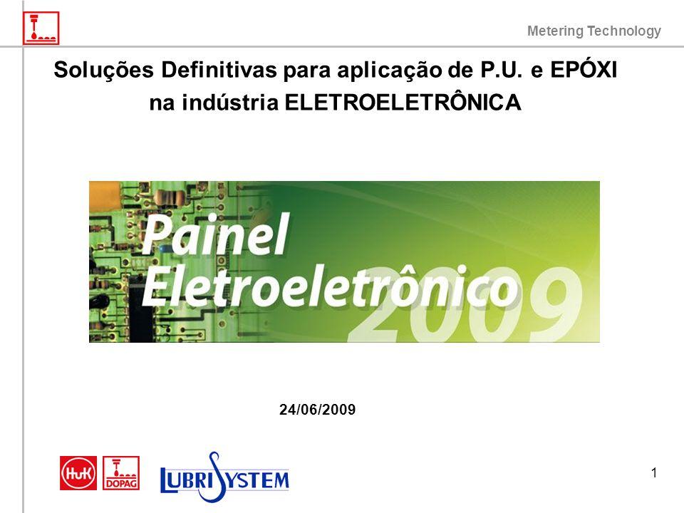 Soluções Definitivas para aplicação de P.U. e EPÓXI