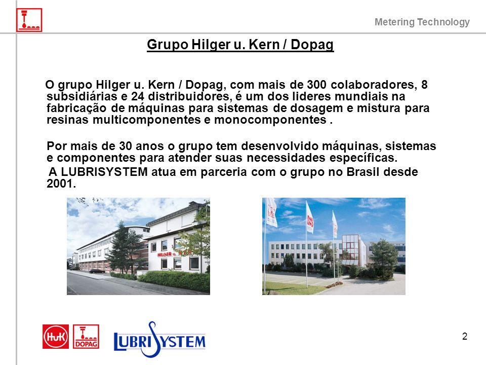Grupo Hilger u. Kern / Dopag