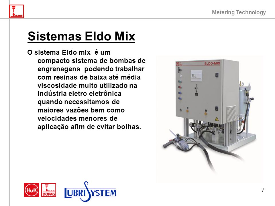 Sistemas Eldo Mix