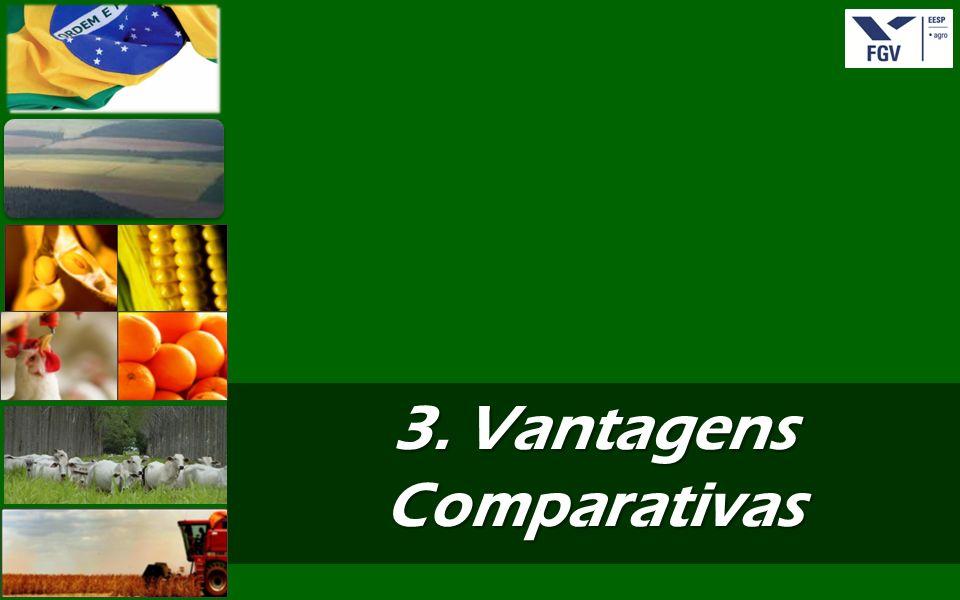 3. Vantagens Comparativas