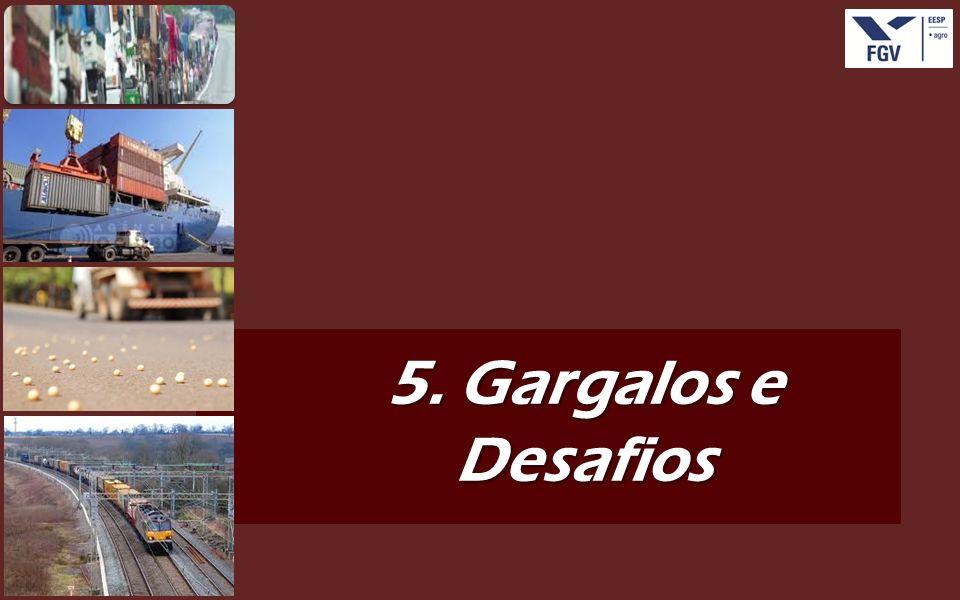 5. Gargalos e Desafios