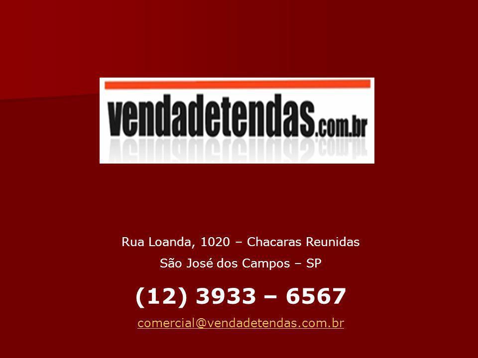 Rua Loanda, 1020 – Chacaras Reunidas