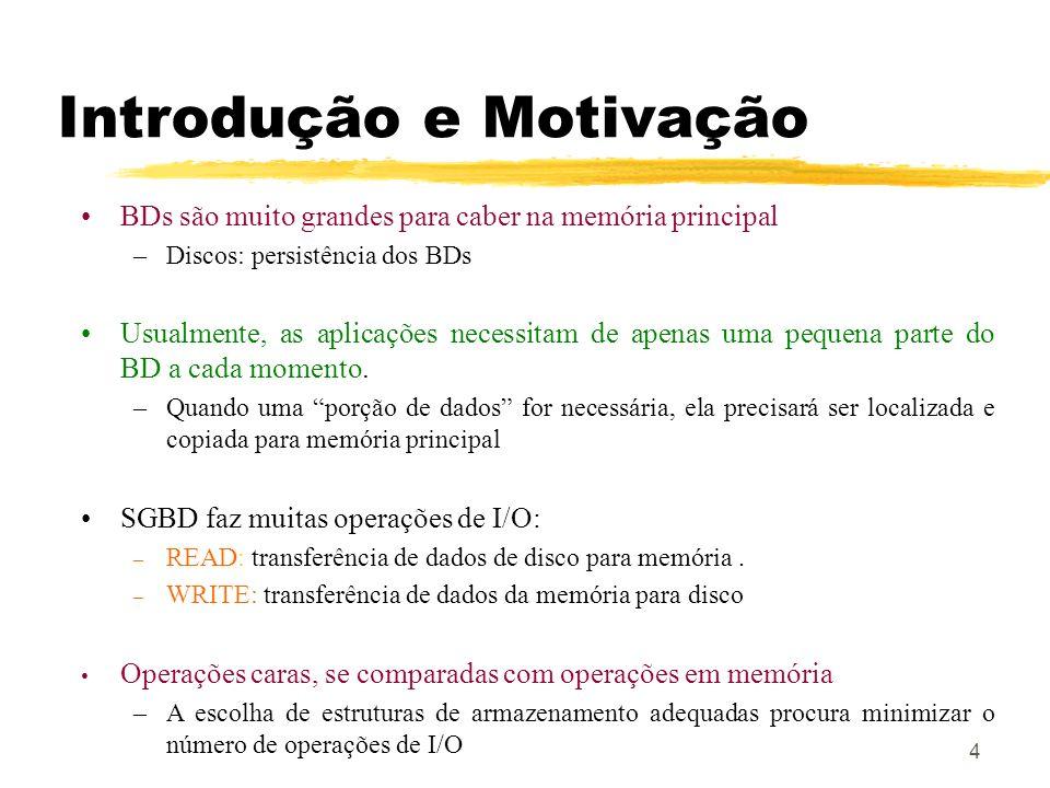 Introdução e Motivação