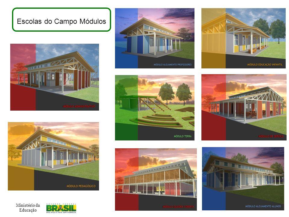 Escolas do Campo Módulos
