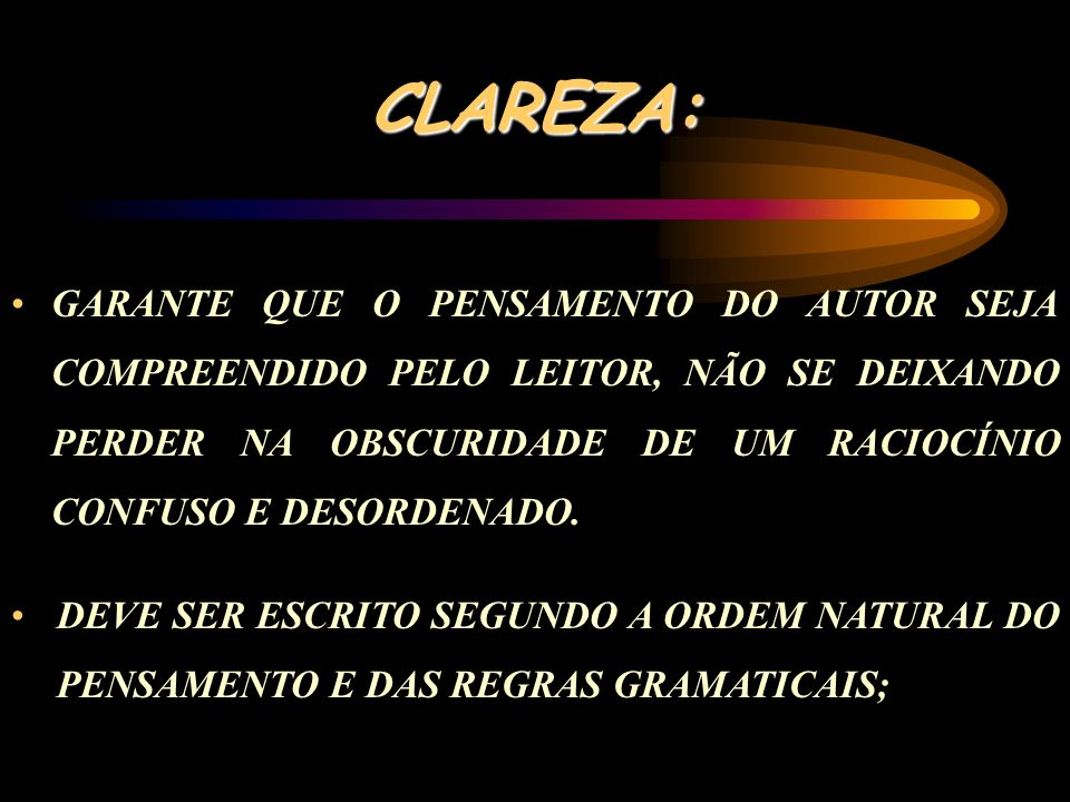CLAREZA: